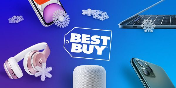 Black Friday Spotlight: Best Buy's Apple Doorbuster Event Kicks Off Early With Sales on Everything From HomePod to MacBook Pro
