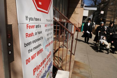 Anti-vax parents lose in NY court, face steep fines for not vaccinating