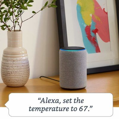 Amazon Adds Fabric Design To Echo Plus, Available Next Month