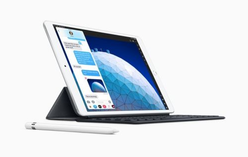 Apple unveils new 10.5-inch iPad Air, iPad mini with Apple Pencil support