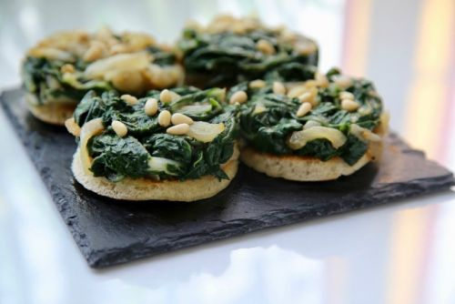 A Centuries-Old Green Delicacy for Tu B'Shevat