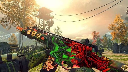 The Black Market Returns to Call of Duty: Black Ops 4