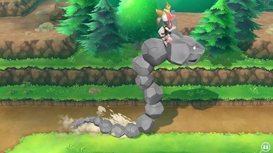 Every Pokémon you can ride in Pokémon Let's Go