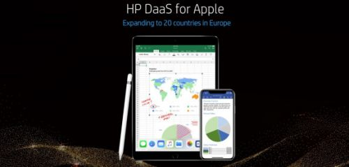 HP adds more Apple, automated replacement, and analytics to device-as-a-service offerings
