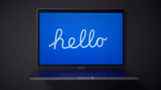 Hands-on: Apple's new 'Hello' screen saver for M1 Macs running macOS 11.3