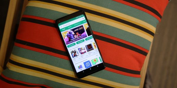 Android apps installed peer-to-peer will appear in Play Library, gain offline protections
