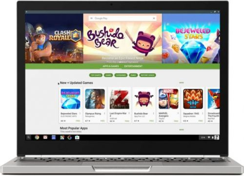 Google's 'AltOS' Could Let Users Toggle Between Chrome OS And Windows