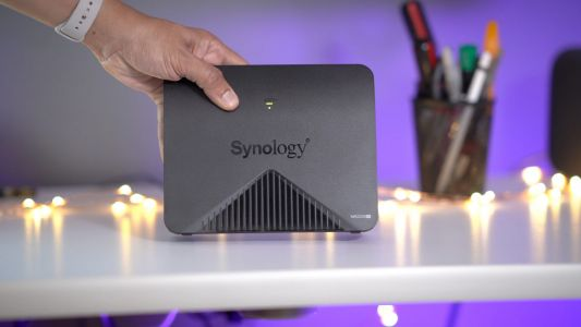 Hands-on: Synology's MR2200ac mesh router enhances its AirPort Extreme alternative