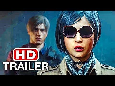 TGS 2018: Resident Evil 2 Remake Trailer Shows Off Ada Wong