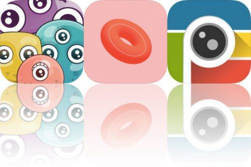 Today's Apps Gone Free: BIOK, Micro and PhotoTangler