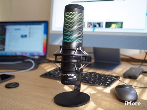Review: The HyperX QuadCast S looks and sounds pretty