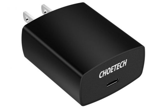 MacRumors Giveaway: Win an 18W USB-C Power Adapter From Choetech