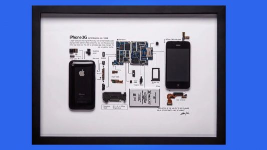 Here's how Grid Studio are bringing framed Apple, Nintendo and Sony nostalgia to your walls