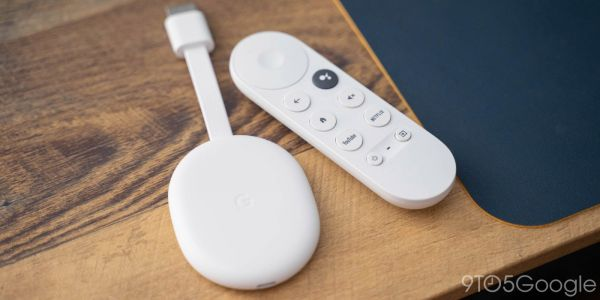 Chromecast with Google TV gets a much more prominent Apps search bar