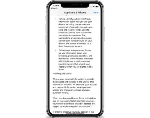 Apple Using a 'Device Trust Score' to Identify and Prevent Fraud on iTunes and App Stores