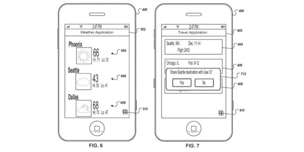 Apple patent application describes how Apple Maps could get smarter