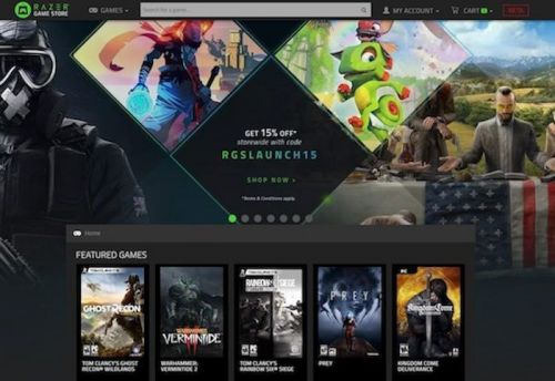 Razer Game Store Will Shut Down On February 28th