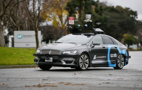Arizona and Intel team up on Institute for Automated Mobility to develop driverless vehicle technology