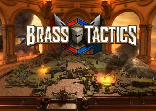 Brass Tactics VR Game From Age Of Empires II Creators Launches Feb 22nd 2018