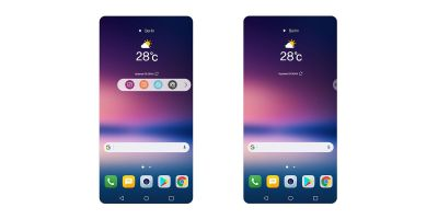 LG V30: Floating bar, always-on display, facial recognition teased with LG's UX 6.0+