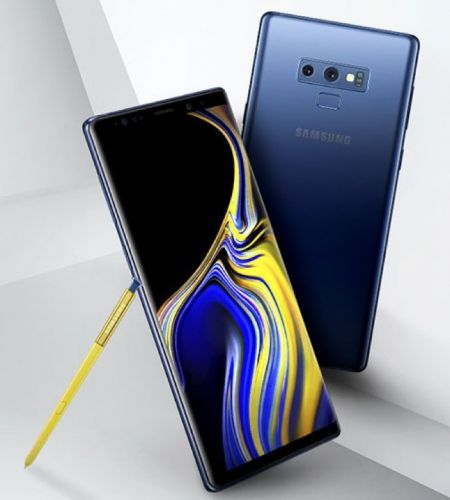 Samsung Galaxy Note 9 Press Image Leaked