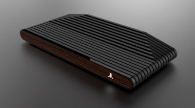 Ataribox: First look at Atari's new home video game console