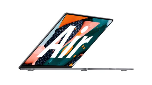 Next MacBook Air to Feature Off-White Bezels and Keyboard, M2 Chip, USB-C Ports Only, MagSafe, and iMac-Like Colors