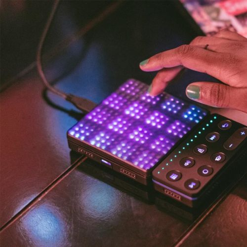 Tap your tunes into creation with the Roli Beatmaker Kit for iOS and MacOS
