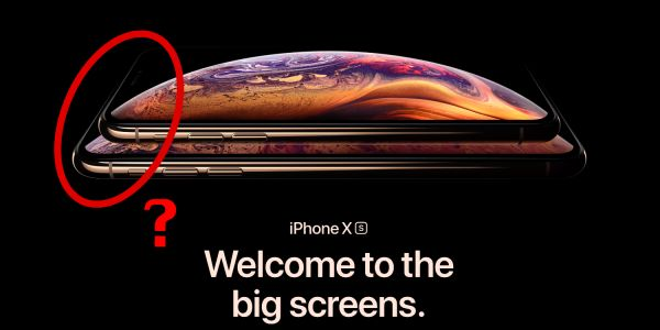 Lawsuit alleges Apple's iPhone XS marketing images deceptively hide the notch