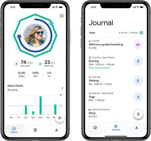 Google Fit Launches on iPhone With Apple Health and Apple Watch Integration