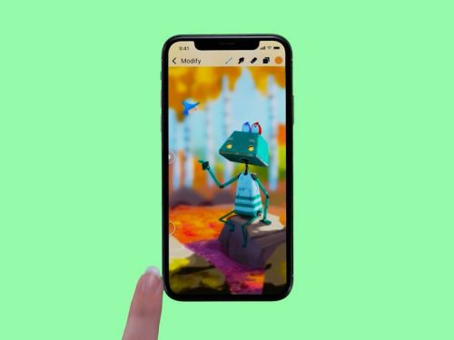 Take your mobile art to the next level with Procreate Pocket 2.0