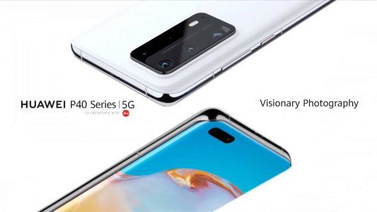 Huawei P40 Series Announced With Kirin 990, 5G, 40W Charging & More