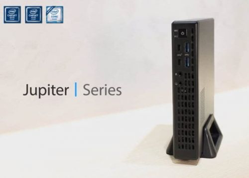 ASRock Jupiter Mini PC Unveiled Powered By Intel Coffee Lake CPUs