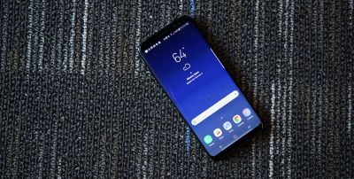 Samsung's Galaxy S9 will allegedly use the same screen as S8, on-screen fingerprint will likely be attempted