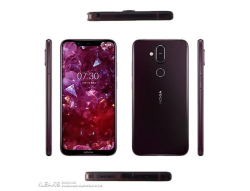 Nokia X7 press photo and details leaked