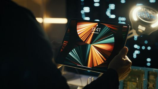 Apple Introduces Next-Generation iPad Pro With M1 Chip