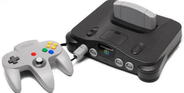 Nintendo Switch Close To Surpassing The N64's Lifetime Sales