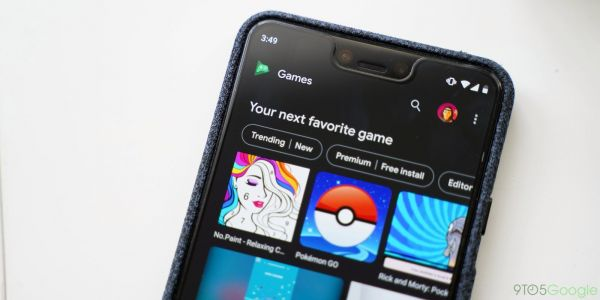 Google revamps Play Games with reorganized 'Home' feed, bottom bar