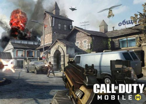 Call of Duty Mobile with 100 player battles launches October 1st 2019