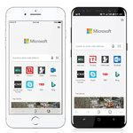 Microsoft Edge for iOS upcoming features include visual search, paste & go, more