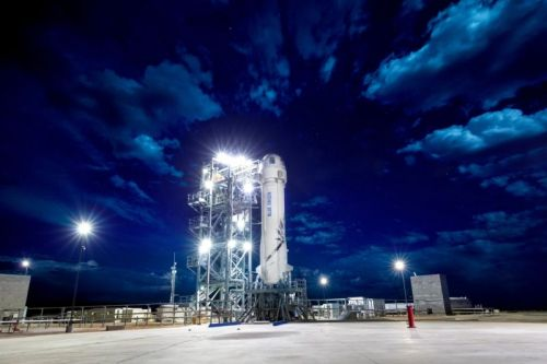 Watch live: Blue Origin subjects its rocket to high-altitude escape test