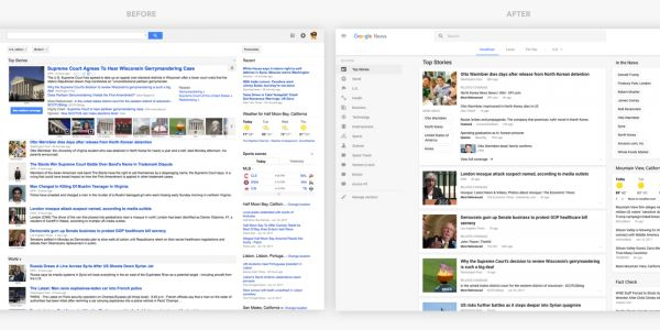 Google News is partially down for some Android, iOS, & web users