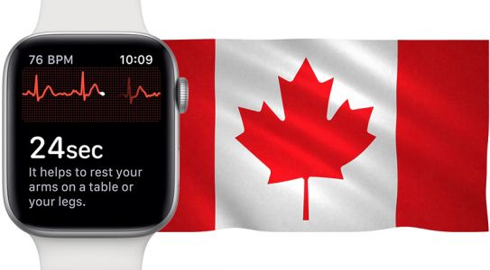 Apple Confirms ECG Functionality is Coming to Canada 'as quickly as Possible'