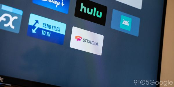 Google Stadia readying Android TV app