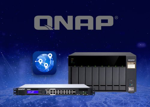 QNAP QuWAN SD-WAN storage and SD-WAD solution unveiled