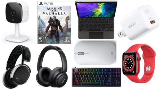 Today's best tech deals: Apple Magic Keyboard, Assassin's Creed Valhalla, and more