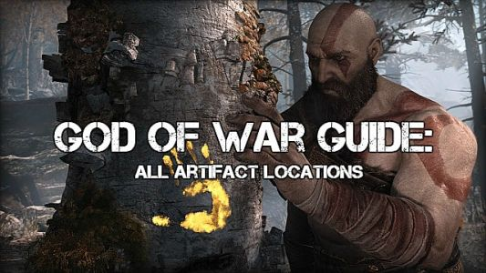 God of War (2018) Guide: All Artifact Locations