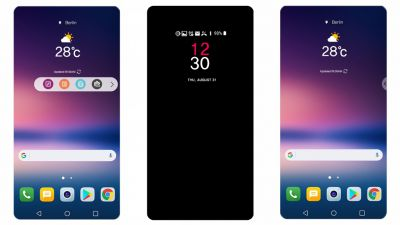 Get a glimpse of the LG V30's slick new UI ahead of launch