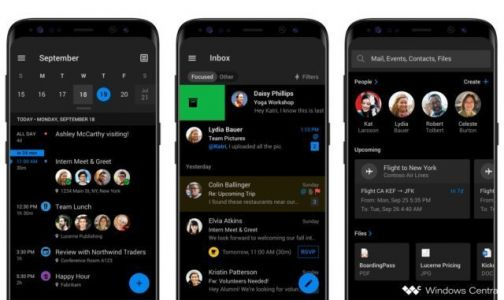 Dark Mode For Microsoft Outlook Reportedly In Development