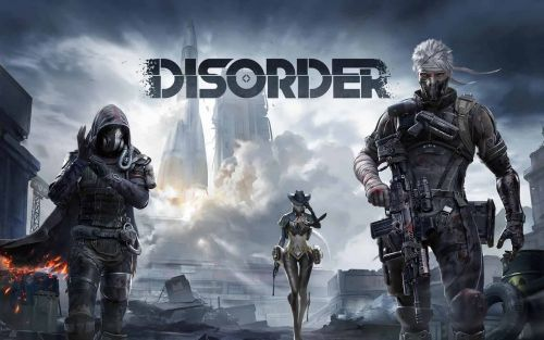 Disorder Is A New Team Shooter With Upgradeable Character Abilities